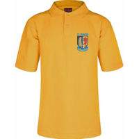 Polo Shirt (PE - Yellow) Thumbnail